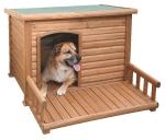 Boudy pro psy, psí boudy, transportní boxy pro psy do auta