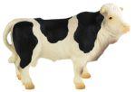 Bullyland - figurka černobílá kráva