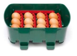 Líheň kuřat Covina otáčení vajec ručně