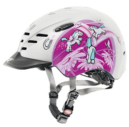 Jezdecká helma Uvex Supersonic
