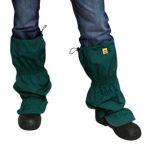 Návleky na boty a holeně s ochranou proti klíšťatům