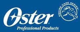 logo Oster Equine Care SeriesTM - výrobce exkluzivní kosmetiky pro koně