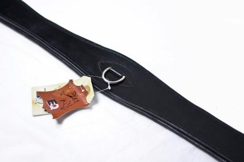 Podbřišník Onyx kožený