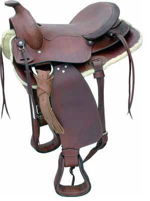 Jezdecká sedla pro začátečníky, westernová sedla, sedla na koně