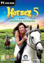 Hra na PC SW Horsez 5: Jezdecký šampión