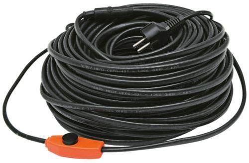 Topné kabely k napáječkám