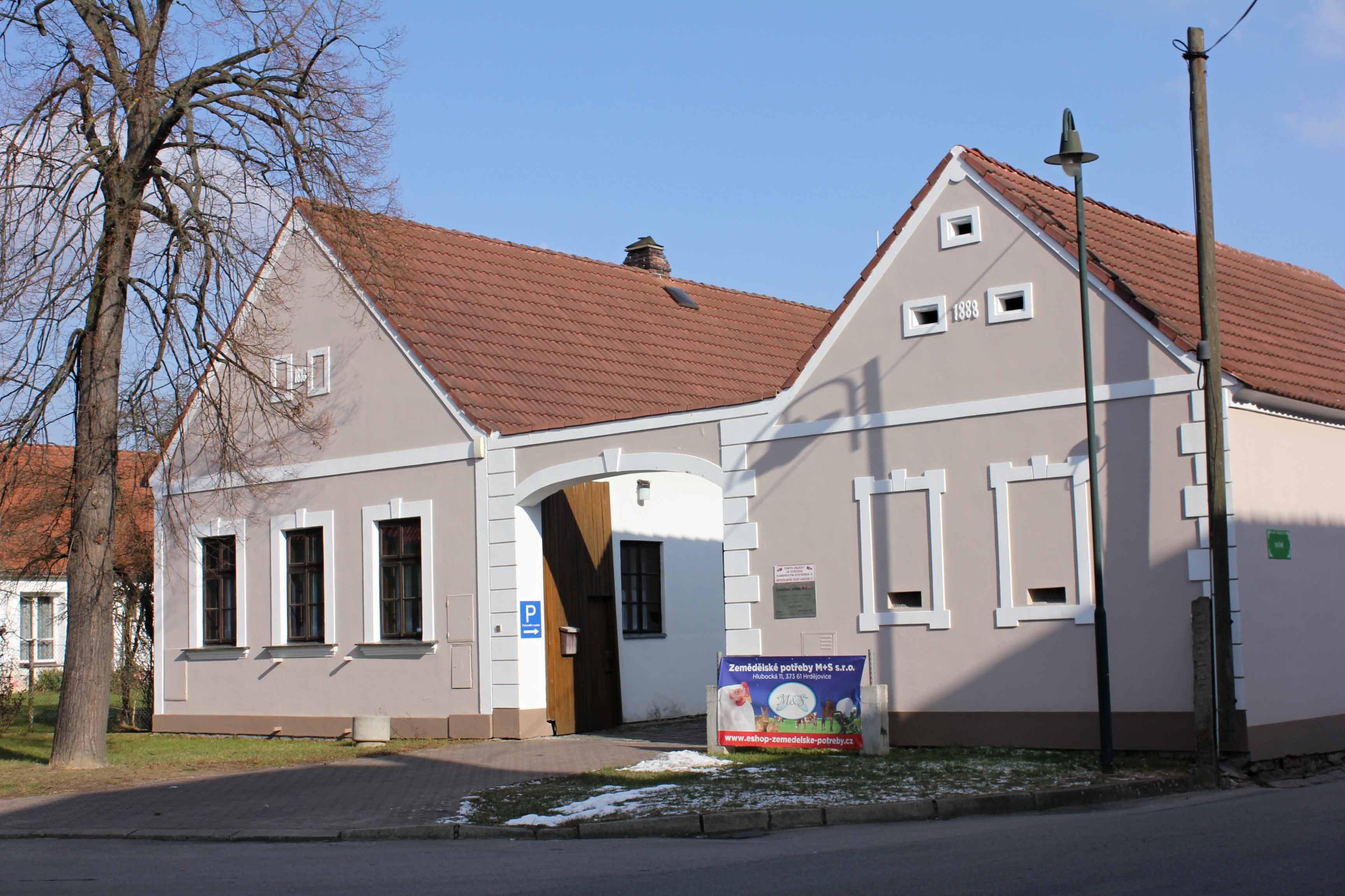Zemědělské potřeby Hrdějovice