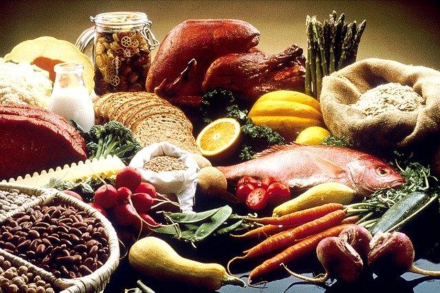 Recepty na zpracování mléka, masa a ovoce