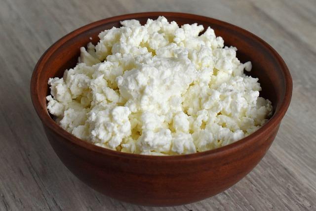 Recept na domácí tvaroh ze sladkého mléka