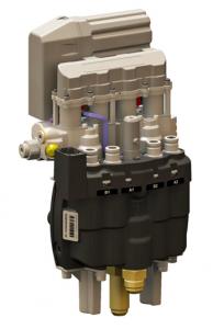 ElectroDrive LCS Pro je integrovaný hydraulický systém