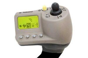 Typ ovládání ElectroDrive LCS Professional