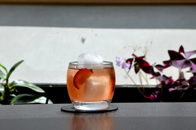 Recept na šumivý švestkový nápoj