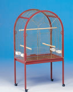 Klec Ines C2 pro papoušky