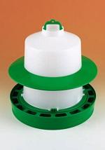 Napáječka klobouková pro drůbež ochranná vložka a kruh