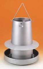 Plastový ochranný kruh pro závěsné krmítko kovové 10 kg