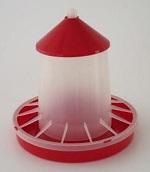 Závěsné krmítko plastové pro drůbež 6 kg