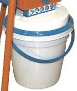 Kbelík pro mlýnek na obilí
