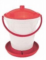 Napájecí kbelík pro drůbež 18 litrů