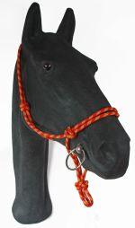 Ohlávka pro koně Nosean provazová